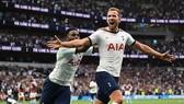 Harry Kane có khởi đầu mùa giải tốt nhất trong sự nghiệp. Ảnh: Getty Images