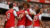 Arsenal đang mạnh mẽ hơn sau khi bổ sung nhiều tân binh chất lượng. Ảnh: Getty Images