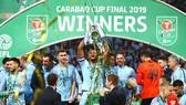 Nhà vô địch Man.City dễ dàng trong hành trình chinh phục kỷ lục. Ảnh: Getty Images