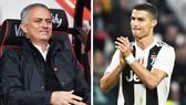 HLV Jose Mourinho dành những lời khen đặc biệt đến Cristiano Ronaldo. Ảnh: Express