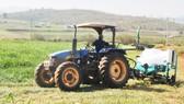 Doanh nghiệp nông nghiệp có nhu cầu nhập khẩu phương tiện sản xuất nước ngoài         Ảnh: CAO THĂNG