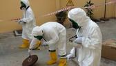 Diễn tập dò tìm nguồn phóng xạ