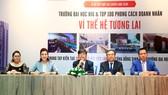 Trường ĐH Quốc tế Hồng Bàng cam kết sinh viên ra trường 100% có việc làm