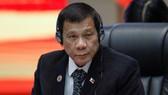 Tổng thống Rodrigo Duterte cũng tuyên bố muốn ngừng xuất khẩu các tài nguyên khoáng sản thô. Ảnh: REUTERS