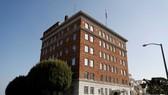 Tòa nhà tổng lãnh sự quán Nga tại San Francisco, Mỹ. Ảnh: ABC