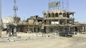 Cảnh đổ nát ở Mosul sau khi Iraq tuyên bố đánh bại IS