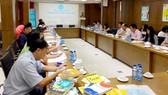 Quang cảnh lễ ra mắt dự án TEACH