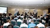 Quang cảnh buổi Đối thoại về Hạ tầng chất lượng cao – Xây dựng tương lai châu Á