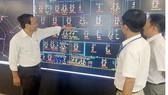 Trao đổi phương án giữ điện tại Trung tâm điều độ hệ thống điện TPHCM