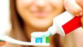 Kem đánh răng chứa chất kháng lại thuốc sốt rét