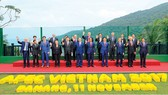 Lãnh đạo 21 nền kinh tế tham dự Hội nghị các nhà lãnh đạo kinh tế APEC lần thứ 25 tổ chức tại Đà Nẵng