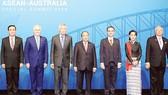 Thủ tướng Nguyễn Xuân Phúc dự Hội nghị Cấp cao đặc biệt ASEAN - Australia                     Ảnh: TTXVN
