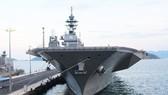 2 tàu khu trục Nhật Bản cập cảng Indonesia