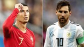 Ronaldo, Messi đã sớm kết thúc hành trình World Cup tại Nga