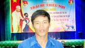 Thầy giáo trẻ Hồ Văn Mẫn