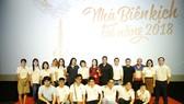 Ngày càng có nhiều gương mặt biên kịch trẻ tiềm năng của điện ảnh Việt