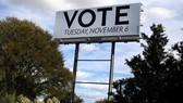 Cuộc bầu cử giữa kỳ tại Mỹ năm nay sẽ diễn ra vào ngày 6-11. Ảnh: REUTERS