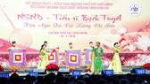 Chương trình ngoại khóa sân khấu học đường ở Trường THPT Nguyễn Du quận 10, TPHCM