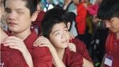 Những em khiếm thính cảm nhận những trò chơi tại Suối Tiên