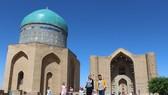 Turkistan, nơi thời gian ngừng trôi vì các kiến trúc chưa bị phá hủy