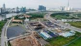 Đang thanh tra toàn bộ dự án trong Khu đô thị mới Thủ Thiêm