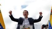 Thủ lĩnh phe đối lập Juan Guaido  không đối thoại với Tổng thống Maduro. Ảnh: REUTERS