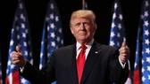 Tổng thống Mỹ Donald Trump. Ảnh: YAHOO NEWS