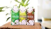 Betrimex ra mắt 2 sản phẩm sữa dừa mới