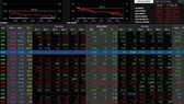 VN-Index tăng gần 18 điểm trong phiên giao dịch đầu năm