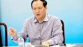 Thứ trưởng Bộ Giao thông Vận tải (GTVT) Nguyễn Nhật