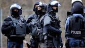 Đức bắt giữ 11 đối tượng âm mưu tấn công khủng bố