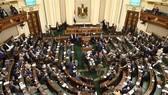 Toàn cảnh phiên họp Quốc hội Ai Cập ở thủ đô Cairo. Nguồn: TTXVN