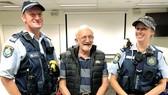 Cảnh sát tìm chuột cho người đàn ông vô gia cư