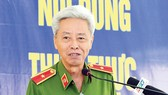 Thiếu tướng Phan Anh Minh                  Ảnh: VIỆT DŨNG