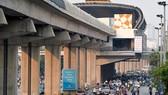 Nhà ga Phùng Khoang của tuyến Đường sắt Cát Linh - Hà Đông đã hoàn thành