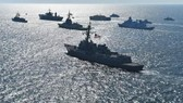 Một cuộc tập trận của NATO. Ảnh: REUTERS