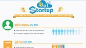 Cuộc thi IoT Startup 2019 dành cho các startup