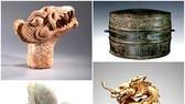 Nhiều hiện vật quý khẳng định chủ quyền lãnh thổ và niềm tự hào dân tộc, được trưng bày trong triển lãm