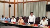 Đồng chí Nguyễn Xuân Thắng phát biểu tại Hội thảo. Ảnh: ANH QUÂN/DANGCONGSAN.VN