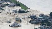 Lực lượng phòng vệ Nhật Bản chuẩn bị ứng phó và cứu nạn khu vực mưa lũ
