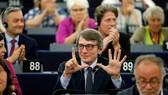 Nghị viện Châu Âu bầu ông David-Maria Sassoli làm chủ tịch mới. Ảnh: REUTERS