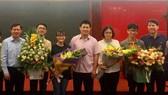 Việt Nam đoạt 4 huy chương Olympic Sinh học