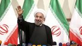 Tổng thống Iran Hassan Rouhani. Nguồn: AP