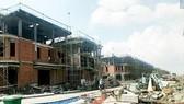 """Các biệt thự được """"xây chui"""" ở phường Phú Mỹ, quận 7"""