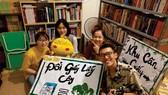"""Nhiều tình nguyện viên tâm huyết tham gia hỗ trợ D Free Book tại """"thư viện của những nụ cười"""""""