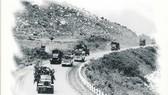 Đoàn quân thần tốc vượt đèo Cả tiến về Sài Gòn tham gia Chiến dịch Hồ Chí Minh lịch sử