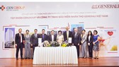 Generali Việt Nam ký kết hợp tác kinh doanh bảo hiểm với Cengroup