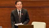 Bộ trưởng Bộ Nông nghiệp Phát triển Nông thôn Nguyễn Xuân Cường