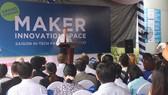 Lễ Khai Trương Maker Space - Không gian Đổi mới cho Nhà Sáng chế. Ảnh: shtp