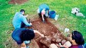 400 cổ vật được nghi thuộc  nền văn minh Ulúa Matagalpa